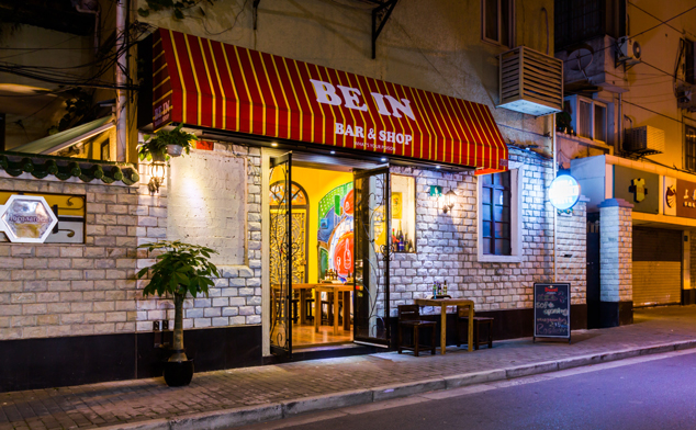 Be-IN Bar & Shop