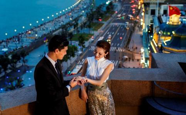 Shanghai's best proposal spots