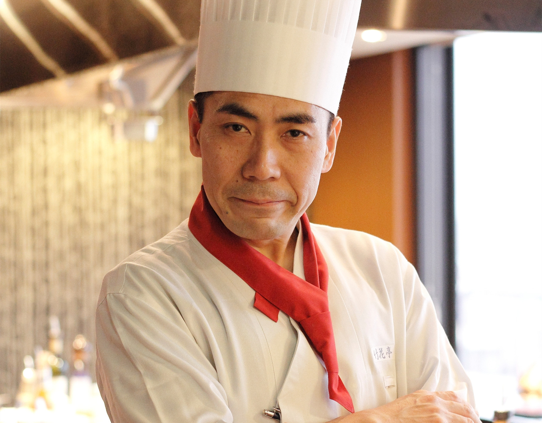 Teppanyaki guest chef at Nadaman