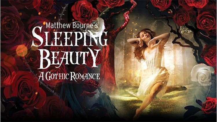 Matthew Bourne's Sleeping Beauty - 20th - 25th Aug