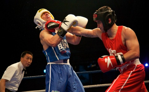 Win VIP ringside tickets to Brawl on the Bund