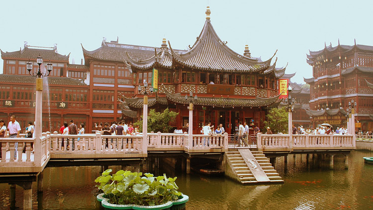 How to survive: Yu Garden