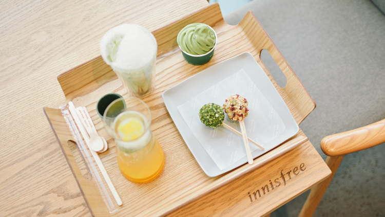 Cafe of the week: innisfree Green Cafe