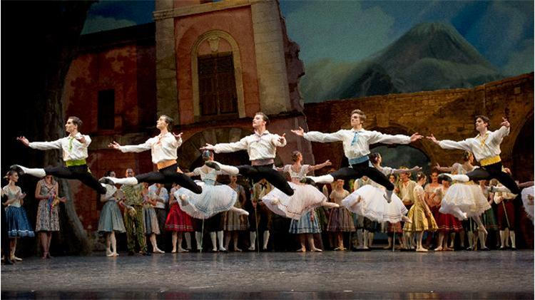 Royal Danish Ballet: La Sylphide & Theme and Variations