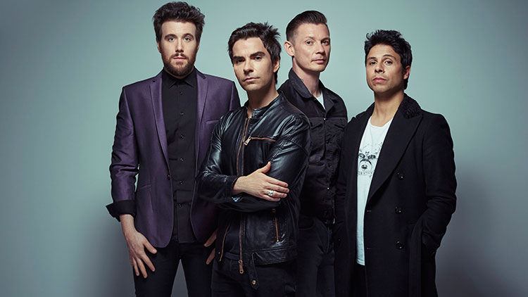 Stereophonics: 'We were off the rails a little bit'