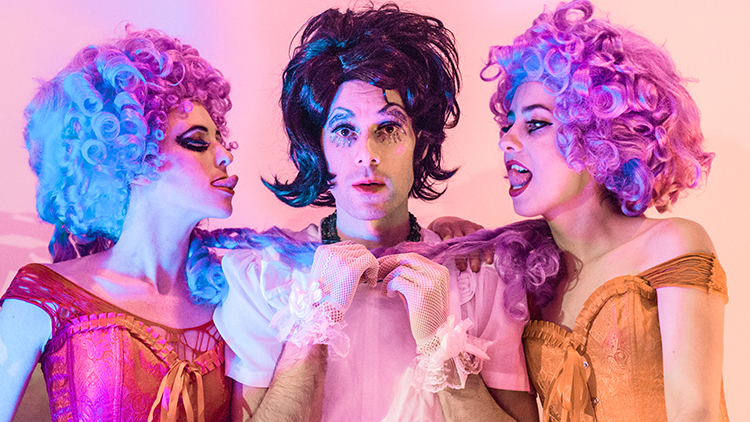 of Montreal's Kevin Barnes: 'Going to a show in drag is good for us as humans'