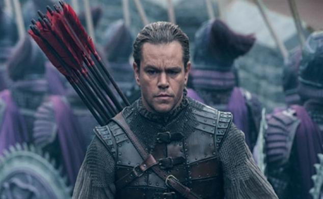 Watch: Matt Damon in the first trailer for Zhang Yimou's Great Wall