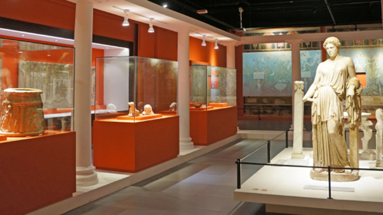The Last Day of Pompeii exhibition is well worth a trip to Global Harbor