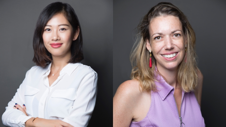 Interview: TEDxShanghaiWomen speakers Pocket Sun and Rina Joosten-Rabou