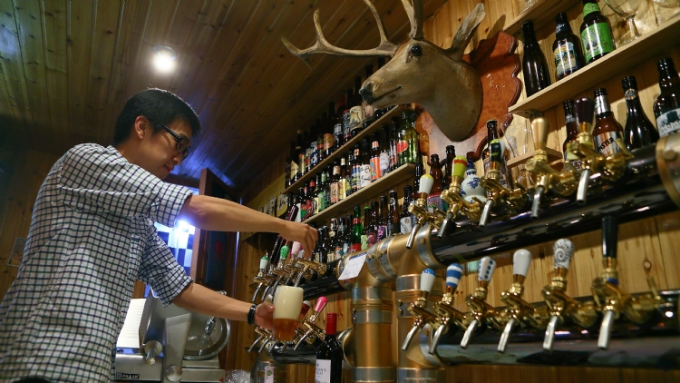 Shanghai's best beer bars