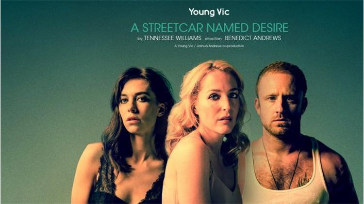 A Streetcar Named Desire NT Live (Screening)