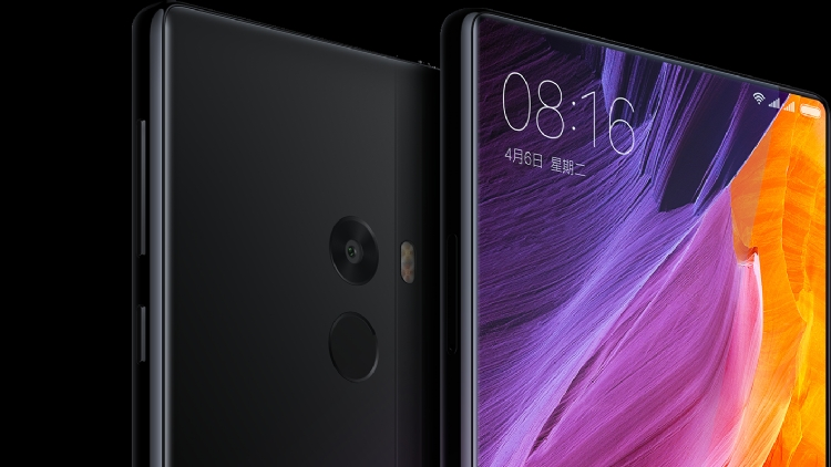 Xiaomi have released a 'concept phone' that's pretty much all screen