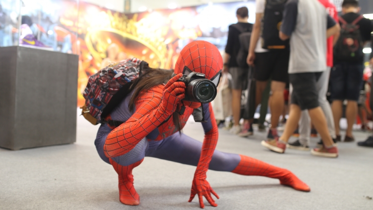 The complete guide to Shanghai Comic Con 2016