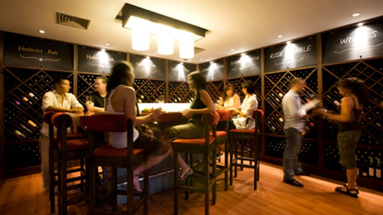 Shanghai's best whiskeys and wines