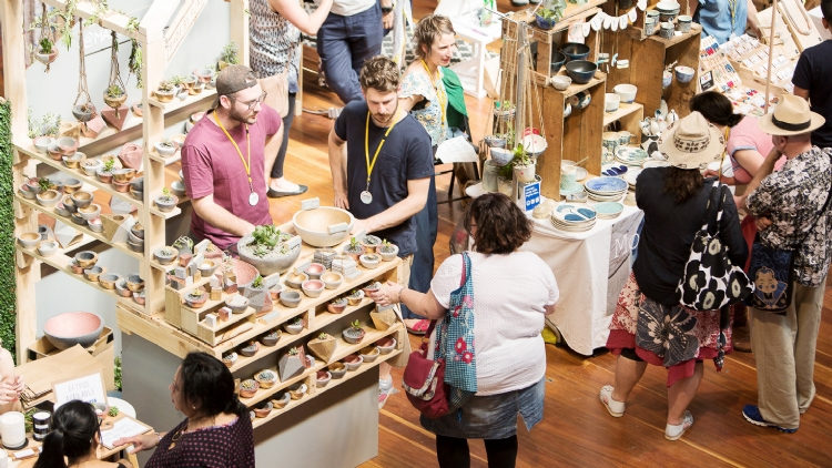 'Not Your Typical Holiday Market' - A modern take on Christmas