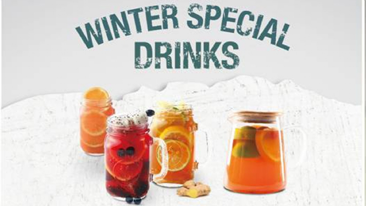 Outback Winter Drinks