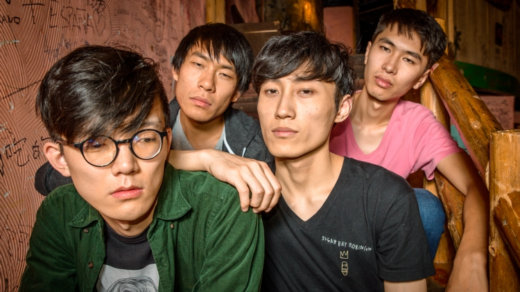 Future Orients: 'We wanted to be a Chinese version of Foals'