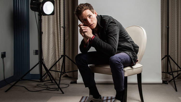 Eddie Redmayne: 'I have a really shoddy imagination'