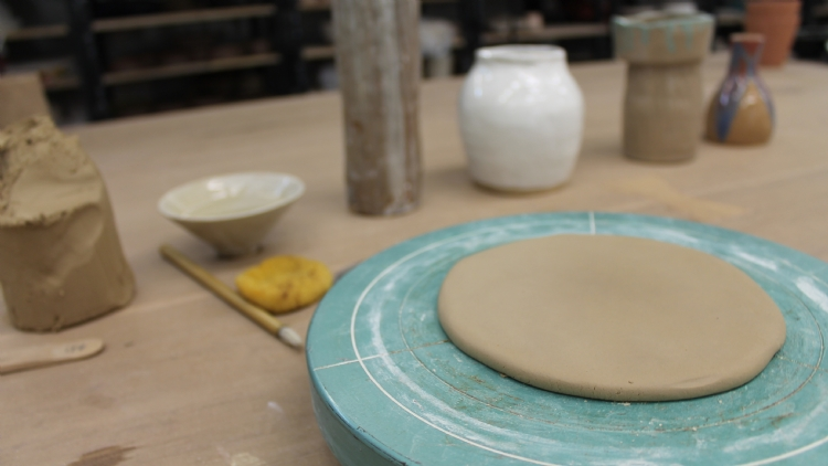 Pottery Workshop 1