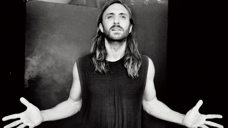 David Guetta: 'We discussed a performance in space'