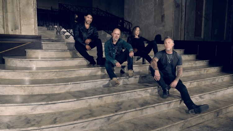 Metallica's 2017 Shanghai show is officially on
