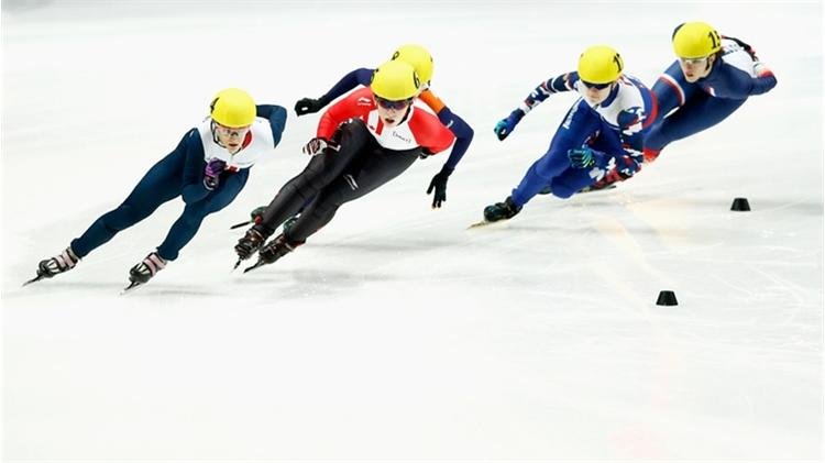 ISU World Cup Short Track Shanghai