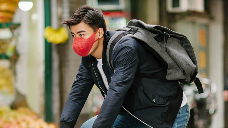 Xiaomi have just released this stylish pollution mask