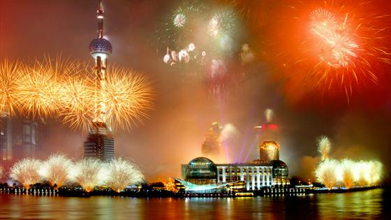 Shanghai's best New Year's Eve parties 2017