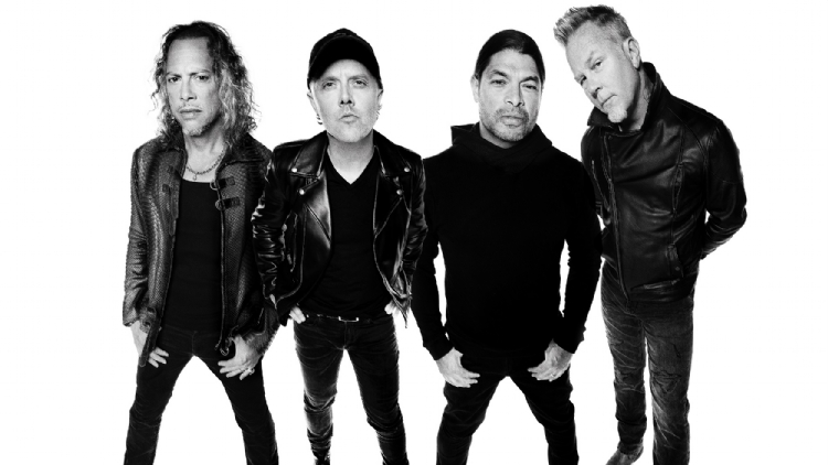You can still buy tickets for Metallica's massive Shanghai show
