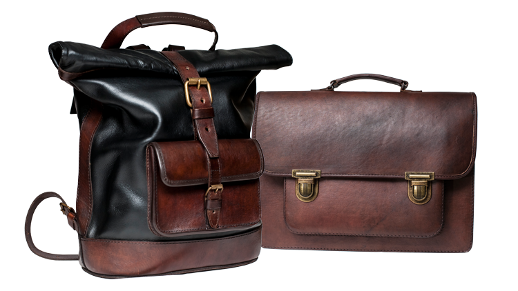 Dominic Backpack / Santa Anna Satchel