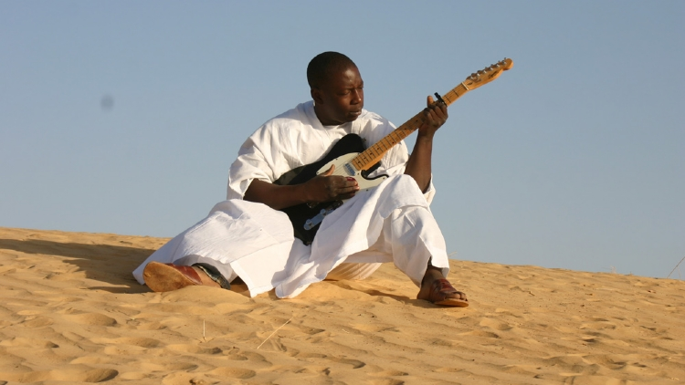 Vieux Farka Touré: 'For the first two years I played guitar in secret'