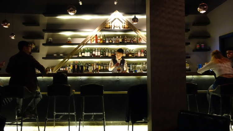 5 new bars to check out this month in Shanghai