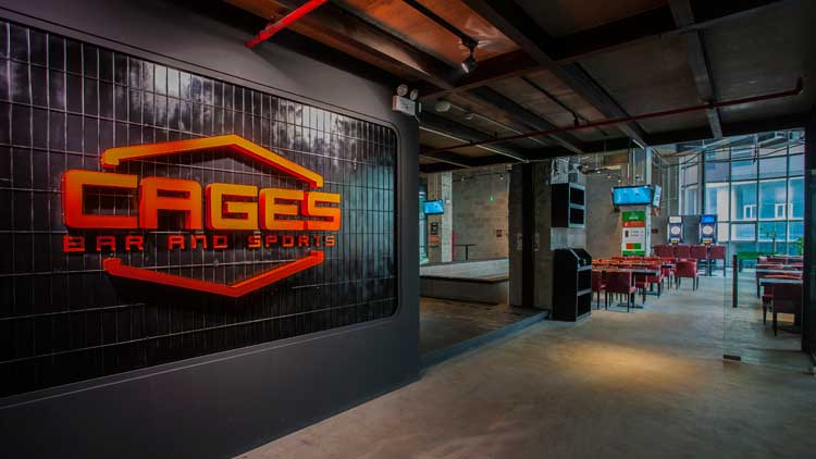 Cages Bar and Sports