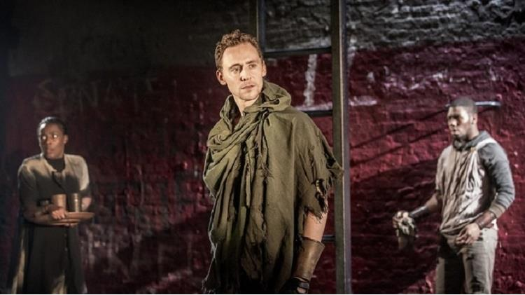 NT Live: Coriolanus (Screening)