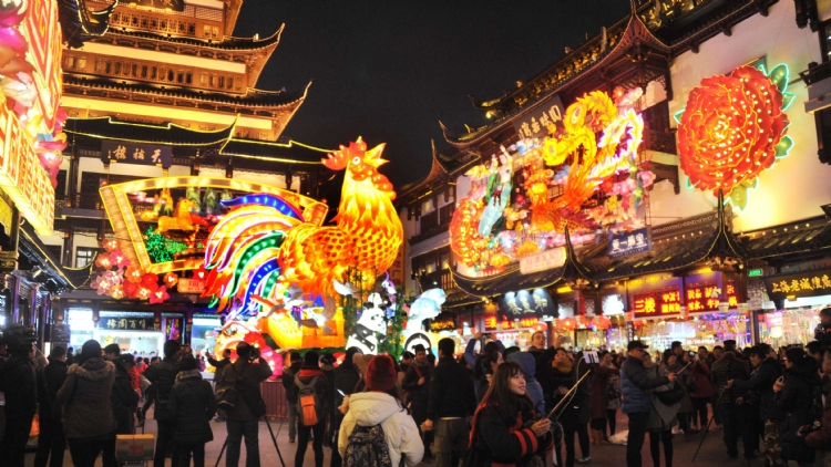 11 ways to survive chinese new year in shanghai - When Does The Chinese New Year Start