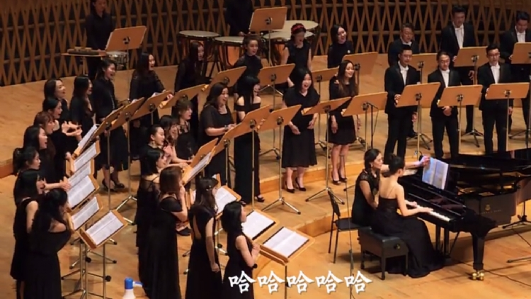 Watch: Shanghai's Rainbow Singers deliver a comical choral take on CNY