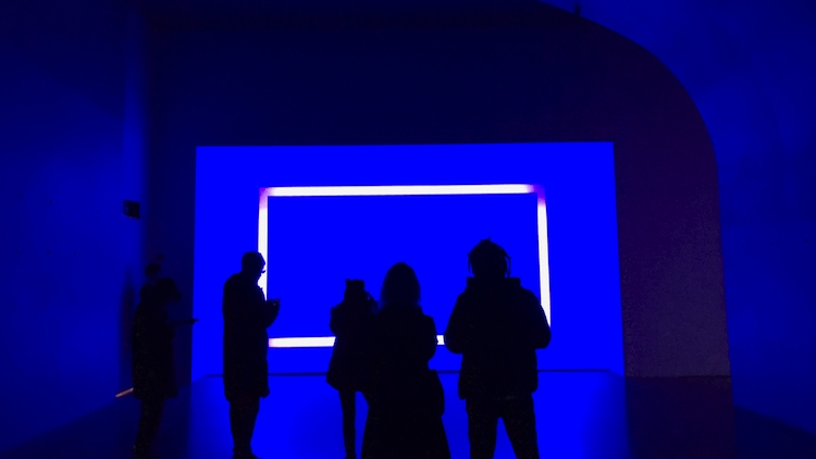James Turrell: Immersive Light