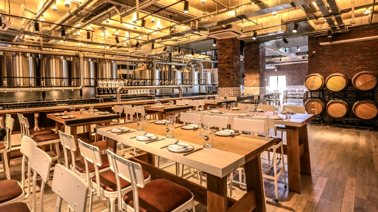 The Chop Chop Club, Sober Company and Goose Island Brewhouse launch this week