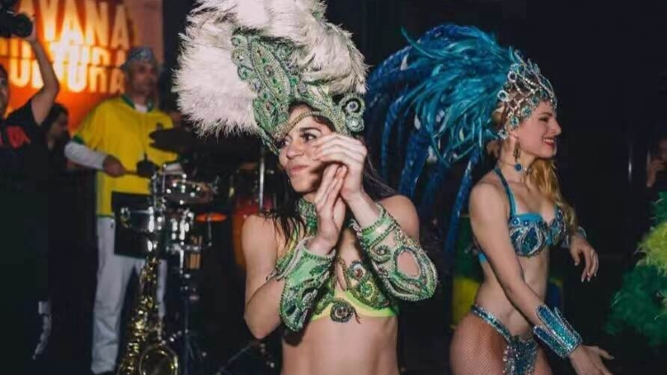 Electropical: Farewell of Carnival