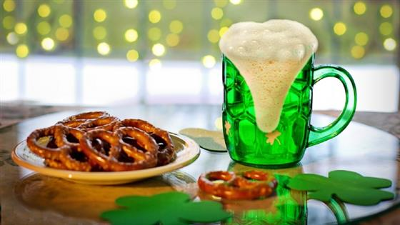 St Patrick's Day drink deals in Shanghai