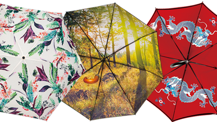 Super stylish umbrellas