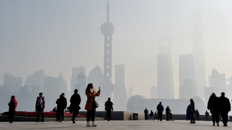 Things to do in Shanghai with your parents