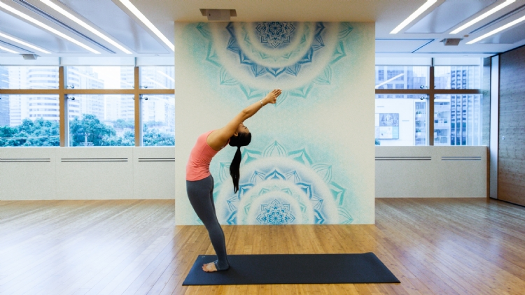 Try this: Pure Yoga