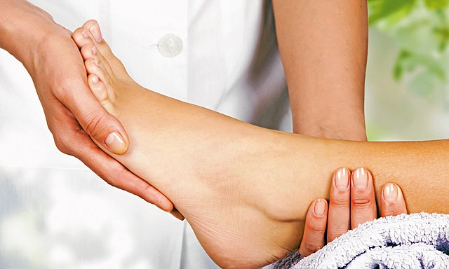 Shanghai's best foot massages for under 100RMB