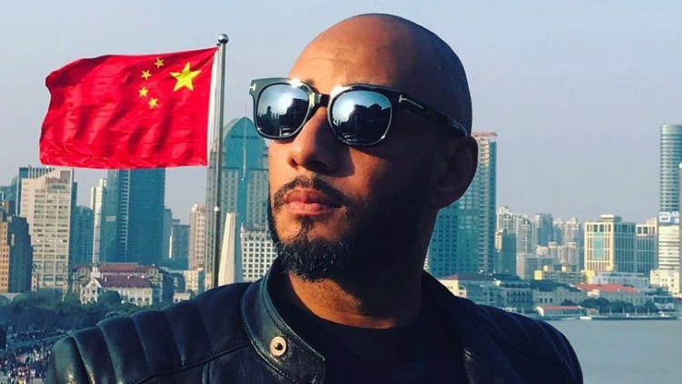 Swizz Beatz: 'If you empower the artists you empower the world'