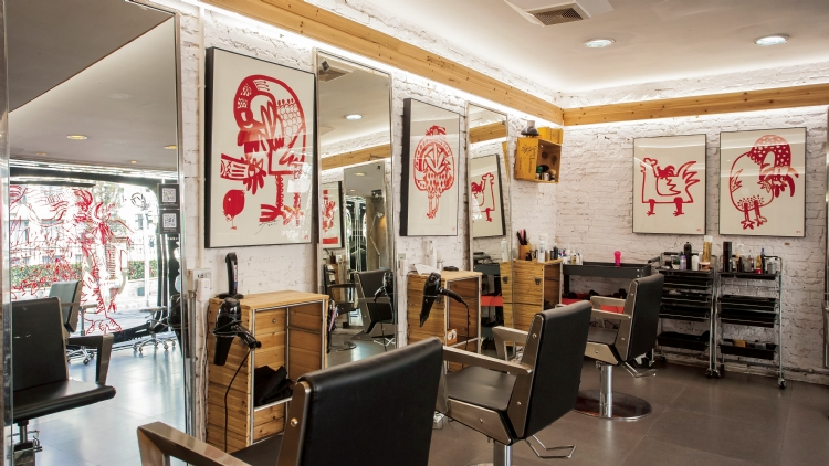 Shanghai 39 s best hair salons for How to design a salon