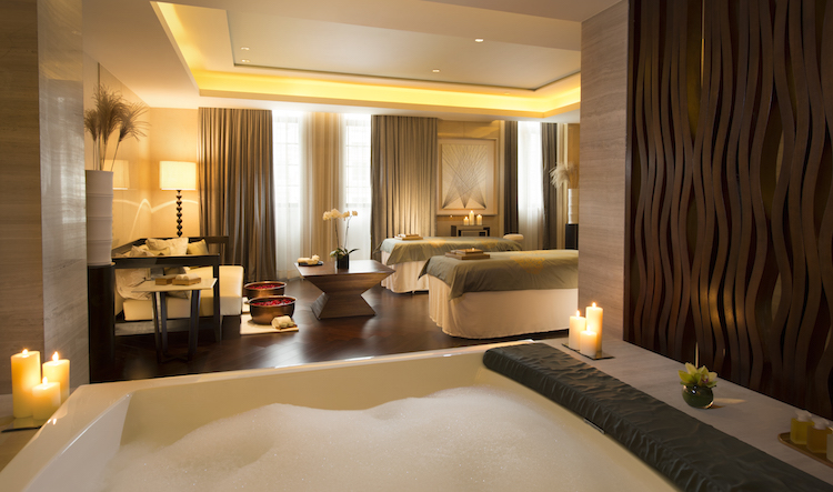 Spas time out shanghai for Palanga spa design hotel 5