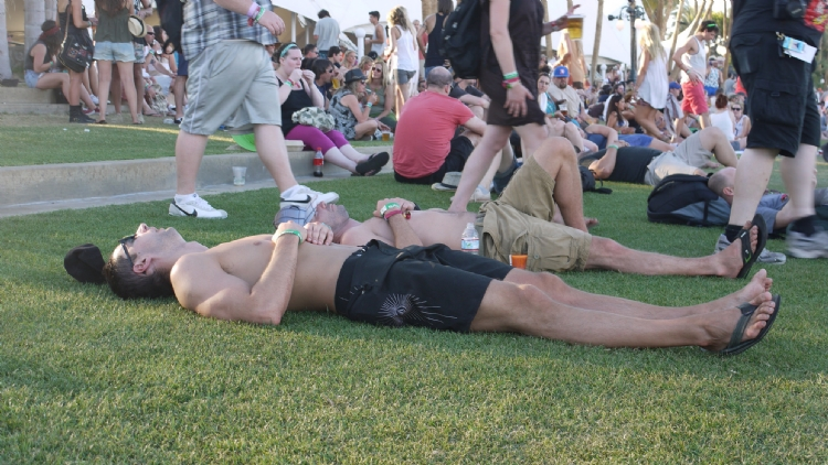5 people you're going to meet at every music festival this summer