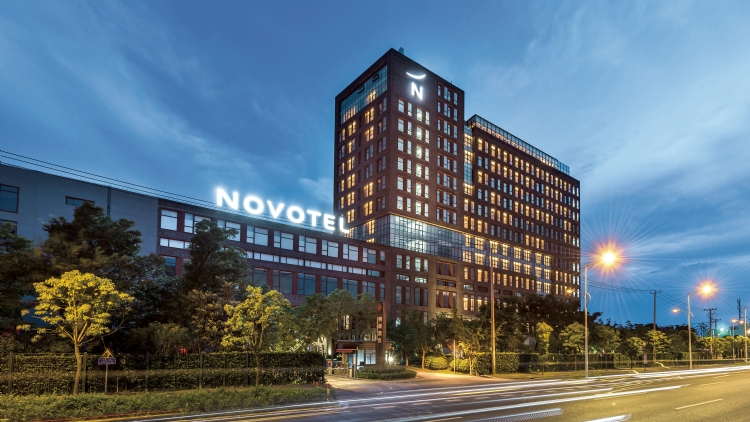 Closed: Win a one-night stay at the Novotel Shanghai Clover