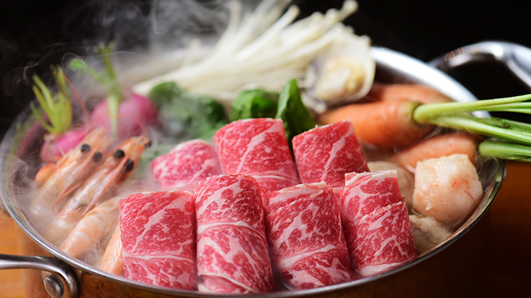 Try this: Qimin Organic Hotpot Marketplace